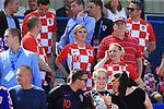 08.06.2019., stadium Gradski vrt, Osijek - UEFA Euro 2020 Qualifying, Group E, Croatia vs. Wales. President Kolinda Grabar-Kitarovic, Jakov Kitarovic.<br /> <br /> Foto © nordphoto / Davor Javorovic/PIXSELL