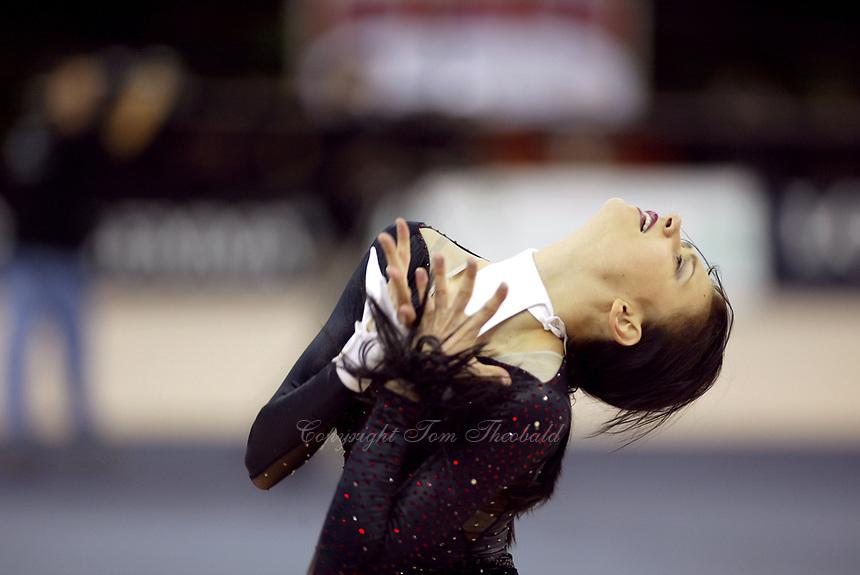 September 28, 2003; Budapest, Hungary; TAMARA YEROFEEVA of Ukraine performs gala at 2003 World Championships.