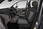 Front seat view of 2019 Ford Transit-Connect XLT 5 Door Combi Front Seat  car photos