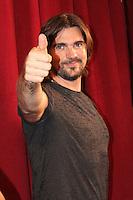 MIAMI, FL- July 19, 2012:  Juanes backstage at the 2012 Premios Juventud at The Bank United Center in Miami, Florida. ©Majo Grossi/MediaPunch Inc. /*NORTEPHOTO.com* **SOLO*VENTA*EN*MEXICO** **CREDITO*OBLIGATORIO** *No*Venta*A*Terceros* *No*Sale*So*third* ***No*Se*Permite*Hacer Archivo***No*Sale*So*third*©Imagenes*