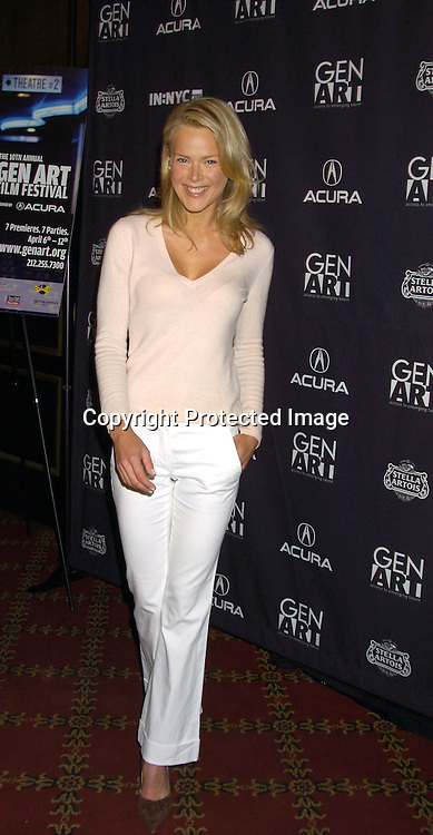 "Heidi Albertson ....at The Gen Art Film Festival Opening Night premiere of Kevin Bacon's ""Loverboy"" on April 6, 2005 at the Ziegfeld ..Theatre. ..Photo by Robin Platzer, Twin Images"