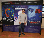 Robert Fairchild attends the Meet & Greet the cast of 'Mary Shelley's Frankenstein' at the Shelter Studios on December 14, 2017 in New York City.
