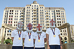 28/06/2015 - GBR Fencing gold medal - Athletes Village - Baku - Azerbaijan