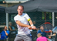 Etten-Leur, The Netherlands, August 26, 2017,  TC Etten, NVK, Bernard Jonkman (NED)<br /> Photo: Tennisimages/Henk Koster