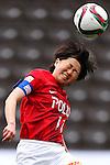 Michi Goto (Reds Ladies), APRIL 4, 2015 - Football /Soccer : Plenus Nadeshiko League 2015 between Urawa Reds Ladies 0-1 JEF United Ichihara Chiba Ladies at Fukuda Denshi Arena, Chiba, Japan. (Photo by Sho Tamura/AFLO SPORT) [1180]