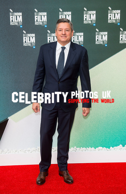Ted Sarandos at the 'The Meyerowitz Stories' premiere, BFI London Film Festival, UK  6th Oct 2017