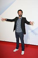 MATHIEU MADENIAN - 19EME FESTIVAL DE LA FICTION TV DE LA ROCHELLE, FRANCE, LE 14/09/2017.
