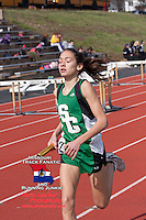 at the Festus Tiger Town Track and Field Invitational, Tuesday, April 2, 2013, Festus, Mo.