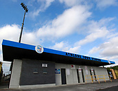 8th September 2017, Athlone Town Stadium, Athlone, Ireland; Match fixing charges brought against two Athlone Town Players; General view outside the ground