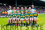 Primary game between Kerry and Clare at Fitzgerald Stadium in Killarney on Sunday.