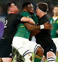190921 2019 Rugby World Cup - NZ All Blacks v South Africa Springboks
