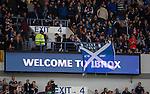 Scotland at Ibrox
