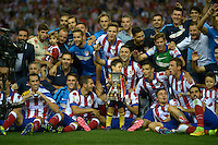 Atletico de Madrid V.S. Real Madrid 22-08-2014