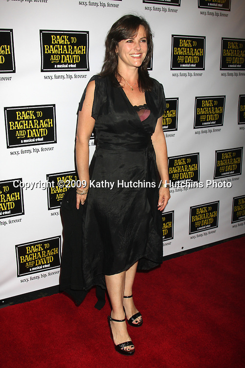 """Gia Carides arriving at the """"Back to Bacharach & David""""  Musical Opening at the Henry Fonda Theater in Hollywood, California on April 19, 2009.©2009 Kathy Hutchins / Hutchins Photo....                ."""