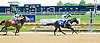 Whatsnottolike winning at Delaware Park on 5/31/12
