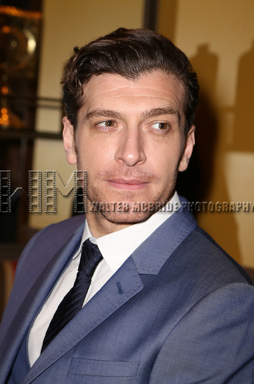 Tam Mutu attends the Broadway Opening Night After Party for 'Doctor Zhivago' at Rockefeller Center on April 21, 2015 in New York City.