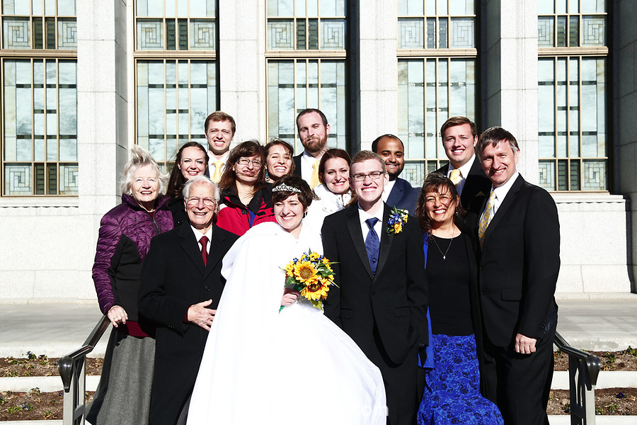 JSW 1711 Anderson Wedding 180<br /> <br /> JSW 1711 Anderson Wedding<br /> <br /> Derek and Becky Anderson - Draper Temple<br /> <br /> December 28, 2017<br /> <br /> Jaren Wilkey/BYU<br /> <br /> &copy; BYU PHOTO 2017<br /> All Rights Reserved<br /> photo@byu.edu  (801)422-7322