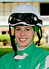 Cecily Evans at Delaware Park racetrack on 6/16/14
