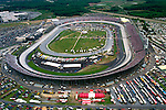 Aerial views of Dover International Raceway