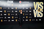 Berta Vazquez attends to Vis a Vis season 4 premiere at Callao City Lights cinema in Madrid, Spain. November 29, 2018. (ALTERPHOTOS/A. Perez Meca)
