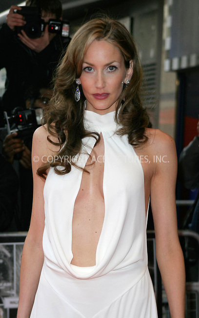 WWW.ACEPIXS.COM . . . . .  ... . . . . US SALES ONLY . . . . .....LONDON, MAY 23RD 2005....Lisa Butcher at the UK premiere of Sin City at the Odeon West End....Please byline: FAMOUS-ACE PICTURES-F. DUVAL... . . . .  ....Ace Pictures, Inc:  ..Craig Ashby (212) 243-8787..e-mail: picturedesk@acepixs.com..web: http://www.acepixs.com