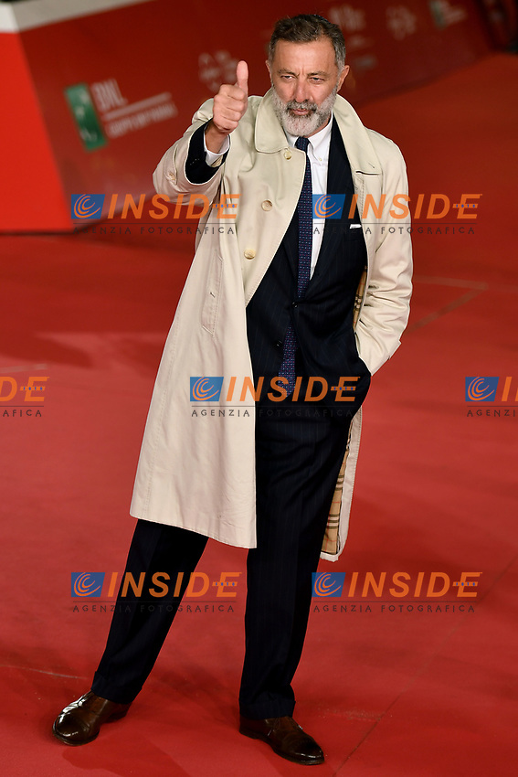 Luca Barbareschi <br /> Roma 17/10/2019 Auditorium Parco della Musica <br /> Motherless Brooklin Red Carpet <br /> Roma Cinema Fest <br /> Festa del Cinema di Roma 2019 <br /> Photo Andrea Staccioli / Insidefoto