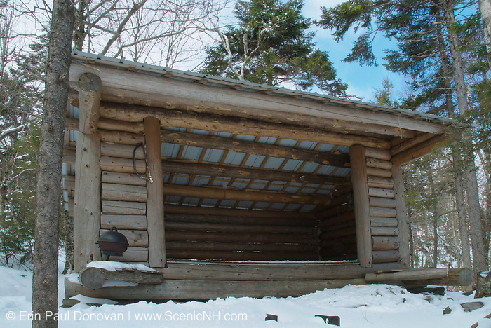 Appalachian Trail - Moose Mountain Shelter is a  Adirondack-style shelter located along the Moose Mountain Trail at 1850 feet on Moose Mountain in Hanover, New Hampshire USA