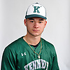 Jason Coules of Bellmore JFK poses for a portrait during Newsday's varsity baseball season preview photo shoot at company headquarters in Melville on Friday, March 23, 2018.