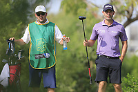 Paul Waring (ENG) during the preview to the DP World Tour Championship, Jumeirah Golf Estates, Dubai, United Arab Emirates. 19/11/2019<br /> Picture: Golffile | Fran Caffrey<br /> <br /> <br /> All photo usage must carry mandatory copyright credit (© Golffile | Fran Caffrey)