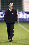 Boston College assistant coach Mike Lavigne on Wednesday, November 2nd, 2005 at SAS Stadium in Cary, North Carolina. The Duke University Blue Devils defeated the Boston College Eagles 2-0 during their Atlantic Coast Conference Tournament Quarterfinal game.