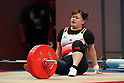 Weightlifting : READY STEADY TOKYO test event