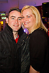 Richie and Susan McGuinness in the Black Bull.<br /> Picture: Shane Maguire / www.newsfile.ie