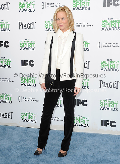 Maria Bello<br /> <br /> <br />  attends The 2014 Film Independent Spirit Awards held at Santa Monica Beach in Santa Monica, California on March 01,2014                                                                               © 2014 Hollywood Press Agency