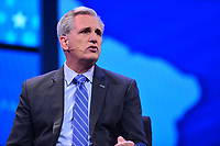 Washington, DC - March 25, 2019: U.S. Representative Kevin McCarthy, House Republican  Leader, speaks at the 2019 AIPAC Policy Conference held at the Washington Convention Center, March 25, 2019.  (Photo by Don Baxter/Media Images International)