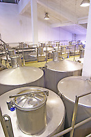 stainless steel tanks quinta do vallado douro portugal