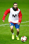 Spain's Daniel Carvajal during training session. March 23,2017.(ALTERPHOTOS/Acero)