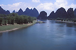 China, the Li River in Guangxi Zhuang Autonomous Region