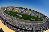 Kansas Speedway from the roof.