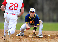 RHAM Baseball vs. Berlin 4/6/2011