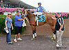 Juliet's Promise winning at Delaware Park on 8/5/14