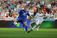 2012 03 24 Premiership Swansea City v Everton, Liberty Stadium, South Wales, UK.