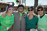 Lexus, Nate, Kathy and Angela during the Shamrock Shuffle 5k fun run in Sparks on Saturday, March 4, 2017.