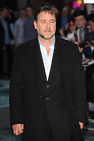 Russell Crowe arriving for the UK Premiere or Noah, at Odeon Leicester Square, London. 31/03/2014 Picture by: Alexandra Glen / Featureflash