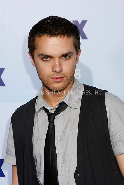 WWW.ACEPIXS.COM . . . . .  ....May 15, 2008. New York City.....Actor Thomas Dekker attends the Fox Network Upfront held at the Wollman Rink in Central Park.....Please byline: AJ Sokalner - ACEPIXS.COM.... *** ***..Ace Pictures, Inc:  ..Philip Vaughan (646) 769 0430..e-mail: info@acepixs.com..web: http://www.acepixs.com