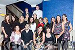 Lorraine Horgan, Lisselton celebrated her 30th birthday in Lord kenmares restaurant on Saturday night