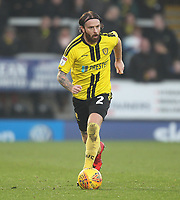 Burton Albion's John Brayford<br /> <br /> Photographer Mick Walker/CameraSport<br /> <br /> The EFL Sky Bet League One - Burton Albion v Coventry City - Saturday 17th November 2018 - Pirelli Stadium - Burton upon Trent<br /> <br /> World Copyright &copy; 2018 CameraSport. All rights reserved. 43 Linden Ave. Countesthorpe. Leicester. England. LE8 5PG - Tel: +44 (0) 116 277 4147 - admin@camerasport.com - www.camerasport.com