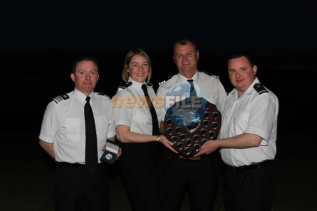 Drogheda Coast Guardmembers at JSAR 2010.Picture Fran Caffrey/www.newsfile.ie.