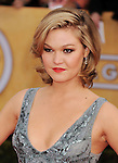 LOS ANGELES, CA - JANUARY 27: Julia Stiles arrives at the19th Annual Screen Actors Guild Awards held at The Shrine Auditorium on January 27, 2013 in Los Angeles, California.