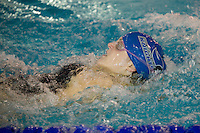 MSMC men and women's swimming tournament against Marywood and Sarah Lawrence colleges.