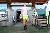 Cary, North Carolina  - Saturday August 05, 2017: Christine Nairn prior to a regular season National Women's Soccer League (NWSL) match between the North Carolina Courage and the Seattle Reign FC at Sahlen's Stadium at WakeMed Soccer Park. The Courage won the game 1-0.